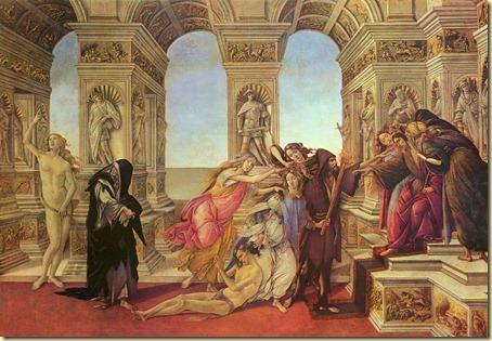 アペレスの誹謗》の典拠について...